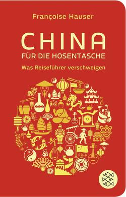 China für die Hosentasche von Hauser,  Françoise