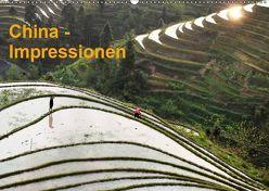 China-Impressionen (Wandkalender 2019 DIN A2 quer) von Burbach,  Hans-Peter