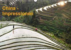 China-Impressionen (Wandkalender 2019 DIN A3 quer) von Burbach,  Hans-Peter