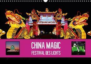 China Magic (Wandkalender 2018 DIN A3 quer) von Plesky,  Roman