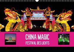 China Magic (Wandkalender 2020 DIN A3 quer) von Plesky,  Roman