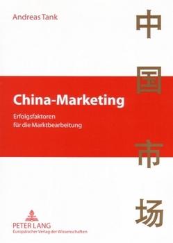 China-Marketing von Tank,  Andreas