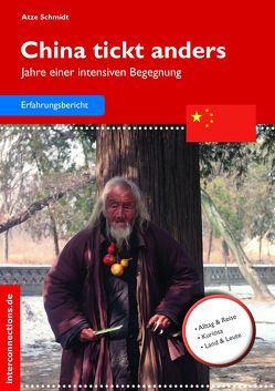 China tickt anders von Schmidt,  Atze