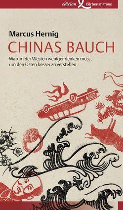 Chinas Bauch von Hernig,  Marcus