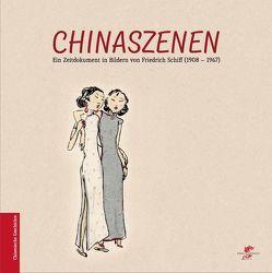 Chinaszenen von Kaminski,  Gerd