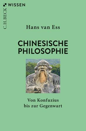 Chinesische Philosophie von Ess,  Hans