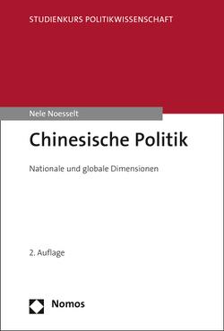 Chinesische Politik von Noesselt,  Nele
