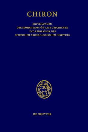 Chiron / 2008 von Haensch,  Rudolf, Schuler,  Christof, Walser,  Andreas Victor