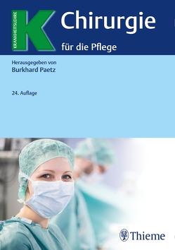 Chirurgie für die Pflege von Paetz,  Burkhard