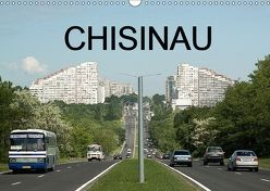 Chisinau (Wandkalender 2018 DIN A3 quer) von Hallweger,  Christian