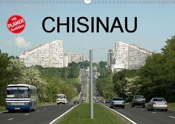 Chisinau (Wandkalender 2019 DIN A3 quer) von Hallweger,  Christian