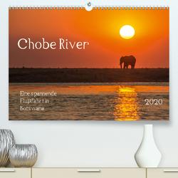Chobe River – Eine spannende Flussfahrt in Botswana (Premium, hochwertiger DIN A2 Wandkalender 2020, Kunstdruck in Hochglanz) von Bethke,  Barbara