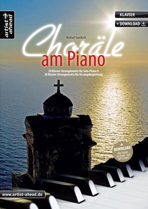 Chöräle am Piano von Gundlach,  Michael