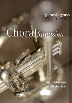 Choralfantasien (Bläserpartitur) von Sprenger,  Christian, Weckeßer,  Anne