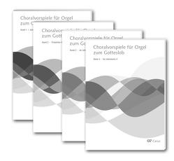 Choralvorspiele für Orgel zum Gotteslob von Mailänder,  Richard