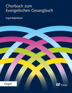 Chorbuch zum Evangelischen Gesangbuch von Johannsen,  Kay, Mailänder,  Richard