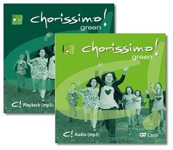 chorissimo! green. Medien-Set