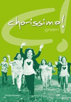 chorissimo! green von Brecht,  Klaus, Weigele,  Klaus Konrad