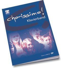 Chorissimo – Klavierband von Christoph,  Schönherr, Klaus,  Brecht, Klaus,  Weigele