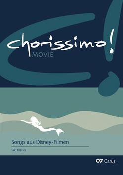 chorissimo! MOVIE Bd. 3 von Brecht,  Klaus, Weigele,  Klaus K