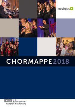 Chormappe 2018 von Eißler,  Hans-Joachim, Sauter,  Hans-Martin