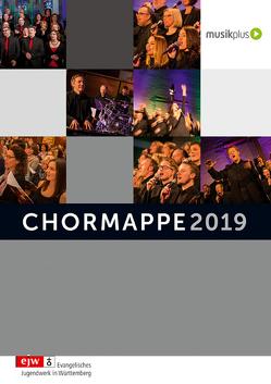 Chormappe 2019 von Eißler,  Hans-Joachim, Sauter,  Hans-Martin