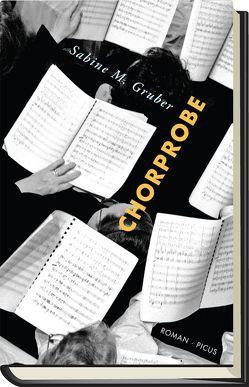 Chorprobe von Gruber,  Sabine M.