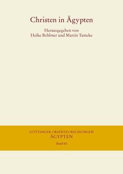 Christen in Ägypten von Behlmer,  Heike, Tamcke,  Martin