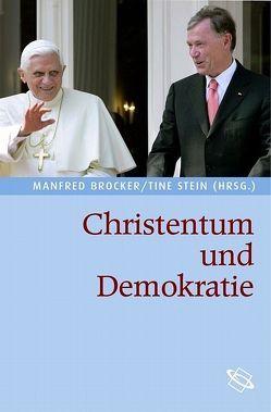 Christentum und Demokratie von Brocker,  Manfred, Stein,  Tine
