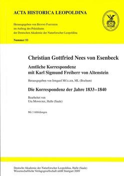 Christian Gottfried Nees von Esenbeck von Monecke,  Uta, Müller,  Irmgard