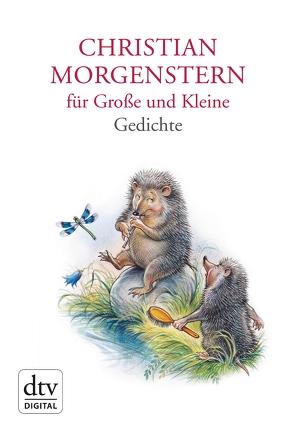 Christian Morgenstern für Große und Kleine von Michl,  Reinhard, Morgenstern,  Christian