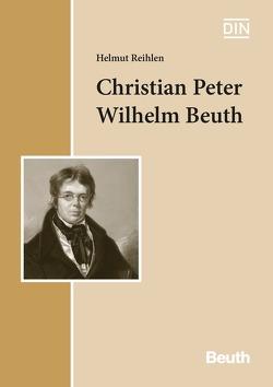 Christian Peter Wilhelm Beuth von Reihlen,  Helmut