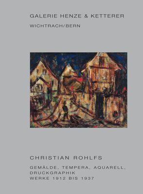 Christian Rohlfs von Henze,  Wolfgang