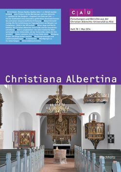 Christiana Albertina Vol.78