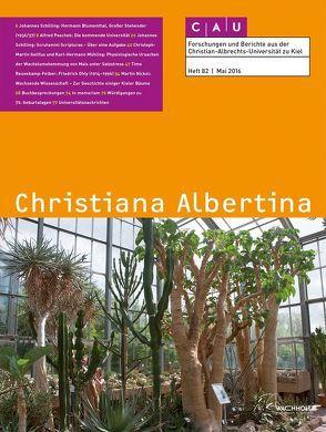 Christiana Albertina Vol. 82