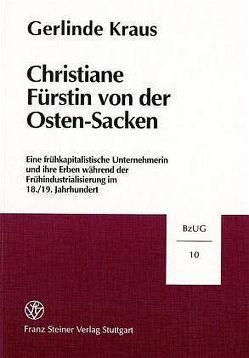Christiane Fürstin von der Osten-Sacken von Kraus,  Gerlinde