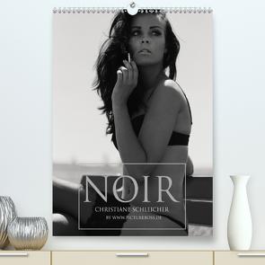 Christiane Schleicher Noir (Premium, hochwertiger DIN A2 Wandkalender 2021, Kunstdruck in Hochglanz) von Esch / www.pictureboss.de,  Jens