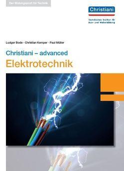 Christiani – advanced Elektrotechnik von Bode,  Ludger, Kemper,  Christian, Mueller,  Paul