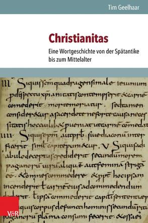 Christianitas von Geelhaar,  Tim