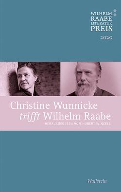 Christine Wunnicke trifft Wilhelm Raabe von Winkels,  Hubert
