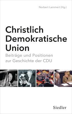 Christlich-Demokratische Union von Lammert,  Norbert