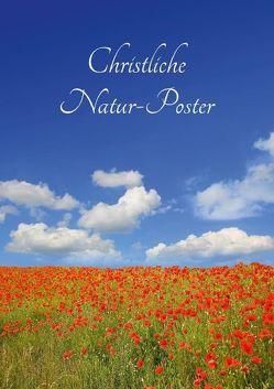 Christliche Natur-Poster (Posterbuch DIN A4 hoch) von SusaZoom,  k.A.