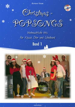 Christmas-Popsongs, Band 1 von Kossak,  Reinhard