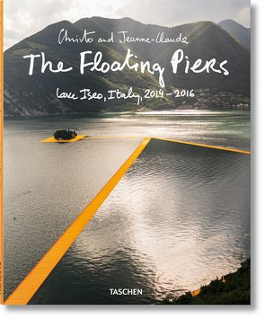 Christo and Jeanne-Claude. The Floating Piers von Henery, Jonathan William