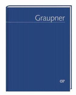 Christoph Graupner. Thematisches Verzeichnis der musikalischen Werke von Bill,  Oswald