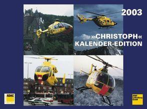 """Christoph""-Kalender-Edition 2003"