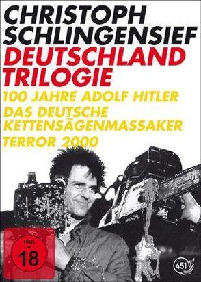 Christoph Schlingensief – Deutschland Trilogie von Schlingensief,  Christoph