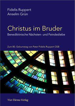 Christus im Bruder von Grün,  Anselm, Ruppert,  Fidelis