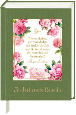 Chronik – 5 JahresBuch – Jane Austen von Bastin,  Marjolein