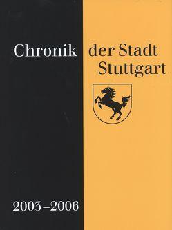 Chronik der Stadt Stuttgart von Mueller,  Roland, Poker,  Heinz H